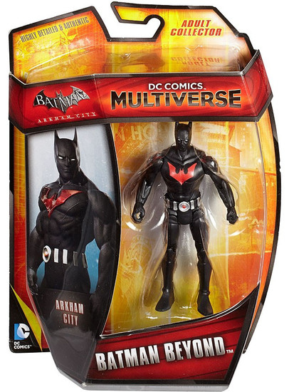 Arkham City DC Comics Multiverse Batman Beyond Action Figure