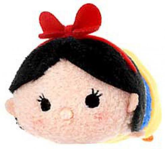 Disney Tsum Tsum Snow White and the Seven Dwarfs Snow White Exclusive 3.5-Inch Mini Plush