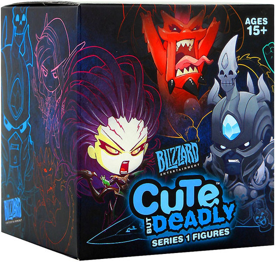 Cute But Deadly CBD Series 1 Mystery Pack