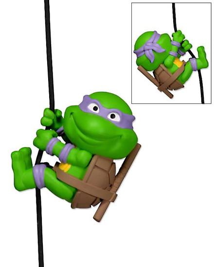Teenage Mutant Ninja Turtles NECA Scalers Donatello Mini Figure