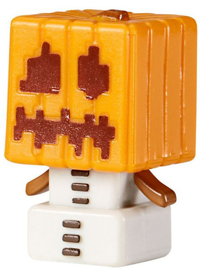 Minecraft Grass Series 1 Snow Golem 1-Inch Mini Figure [Loose]