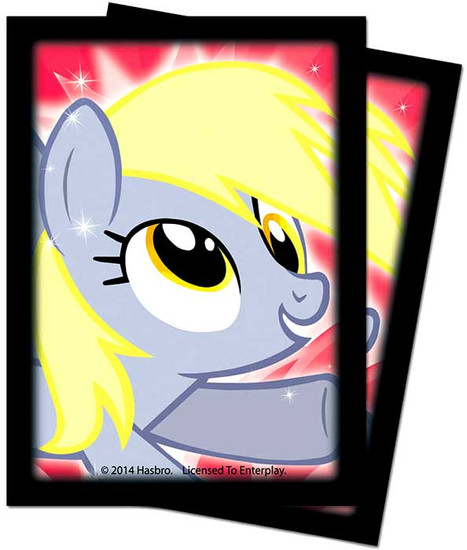Ultra Pro My Little Pony Trading Card Game Muffins Deck Protector Standard Card Sleeves