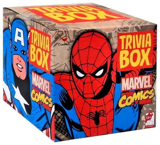 Marvel Comics Trivia Box Game