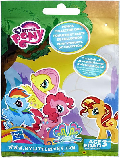 My Little Pony PVC Series 10 Mystery Pack