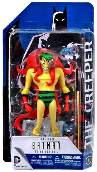 The Animated Series The New Batman Adventures Creeper Action Figure