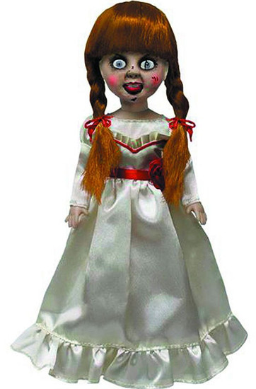 Living Dead Dolls The Conjuring Kiss of Death Annabelle 10-Inch Doll