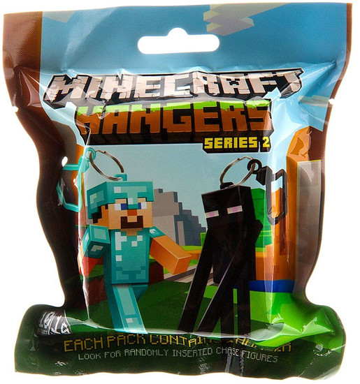 Minecraft Hangers Series 2 Mystery Pack