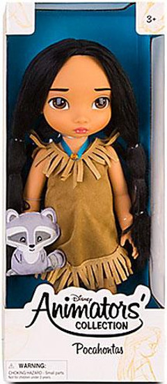 Disney Princess Animators' Collection Pocahontas Exclusive 16-Inch Doll [Damaged Package]