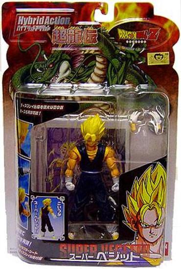 Dragon Ball Z Hybrid Super Saiyan Vegito Action Figure [Damaged Package]