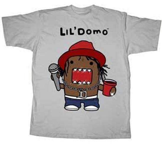 Lil Domo T-Shirt [Adult XXL]