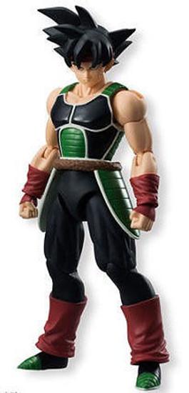 Dragon Ball Z Dragon Ball Kai Shokugan Neo Shodo Bardock 3.75-Inch PVC Figure