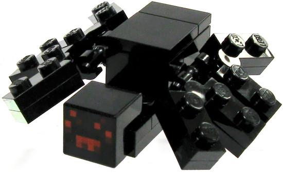 LEGO Minecraft Spider Minifigure [Loose]