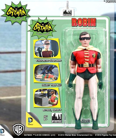 Batman 1966 TV Series Classic TV Series 3 Robin Action Figure