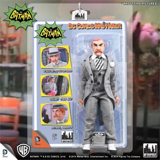Batman 1966 TV Series Classic TV Series 3 Mad Hatter Action Figure