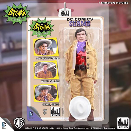 Batman 1966 TV Series Classic TV Series 3 Shame Action Figure