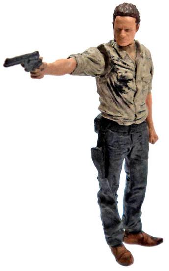 McFarlane Toys The Walking Dead Rick Grimes 2-Inch Mini Figure [Loose]