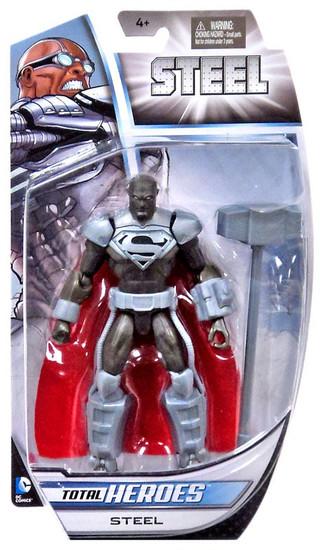 DC Total Heroes Steel Action Figure