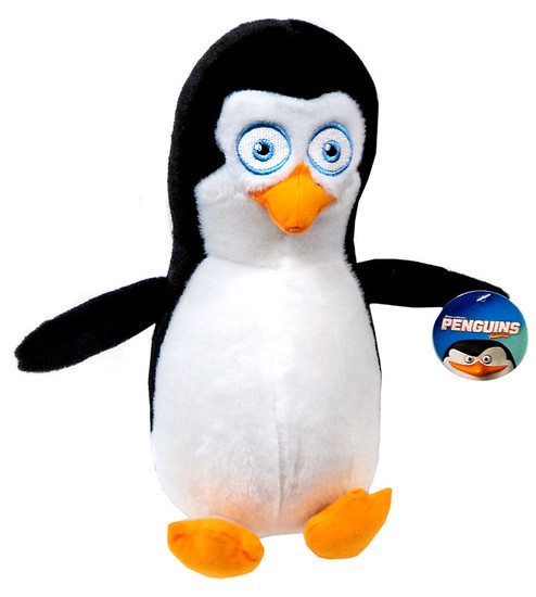 The Penguins of Madagascar Baby Kowalski 10-Inch Plush