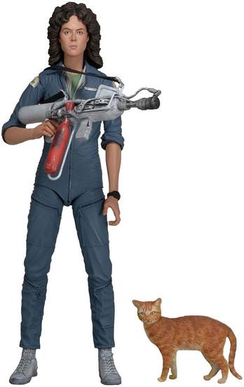 NECA Alien Series 4 Ellen Ripley (Nostromo Jumpsuit) Action Figure