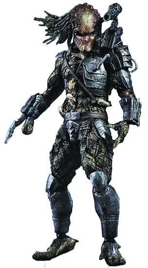 Play Arts Kai Predator Action Figure