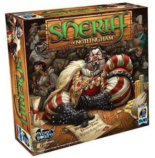 Dice Tower Essentials Sheriff of Nottingham Board Game