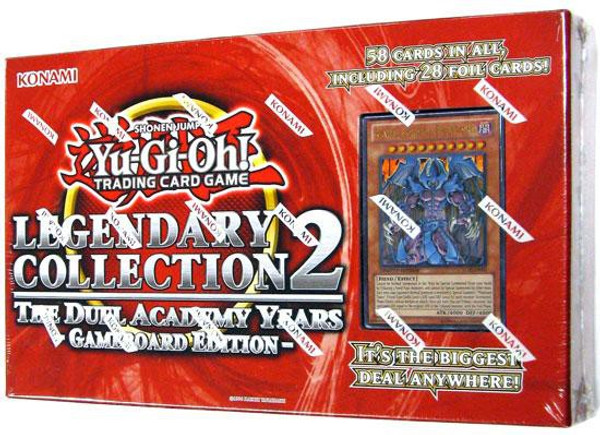 legendary collection gameboard edition release date