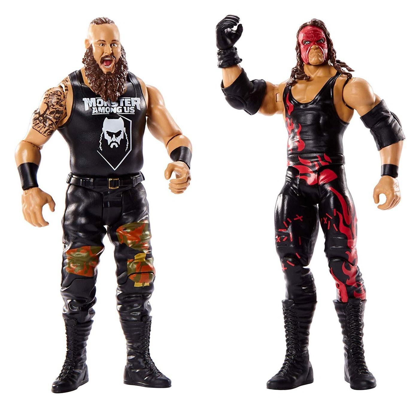 Mattel WWE Basic 2-Packs