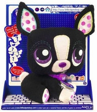 Virtual Interactive Pet & Online Web Plush