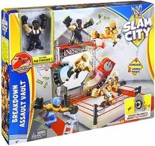 Slam City & Rumblers