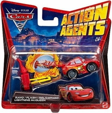 Cars 2 Action Agents