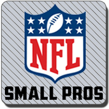 NFL Small Pros