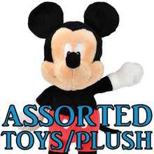 Assorted Toys & Plush
