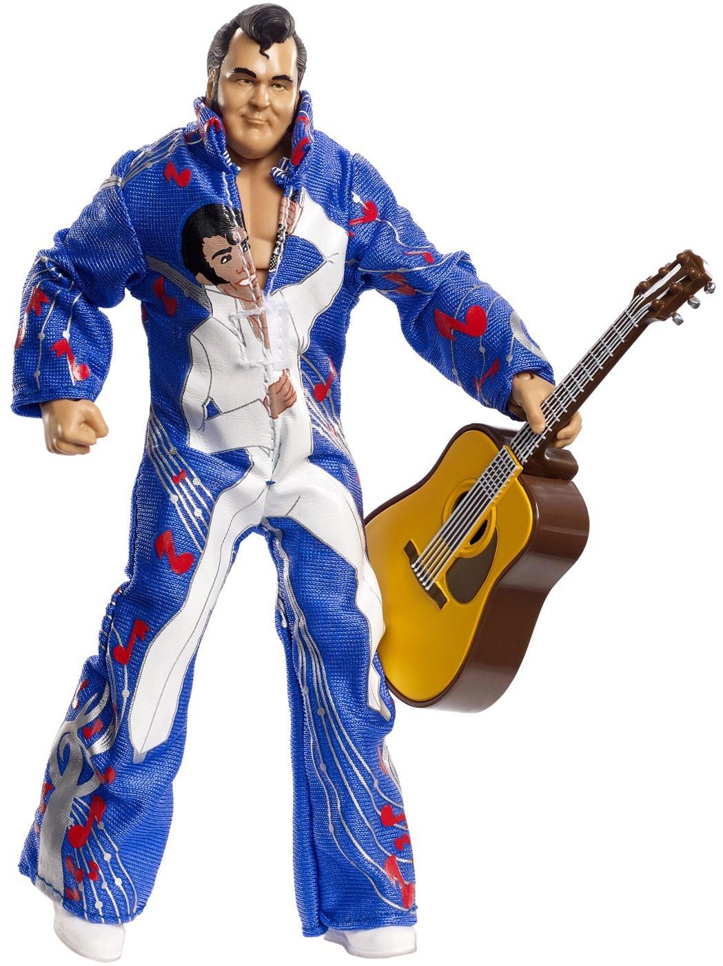 Mattel WWE Exclusive Action Figures