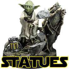 Statues, Busts & Sideshow Figures