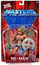 Masters of the Universe 200X Series