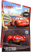 Cars 2 Lights & Sounds
