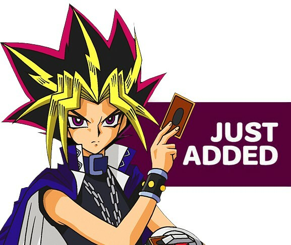 YuGiOh Just Added!