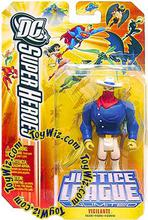 DC Super Heroes Yellow Carded