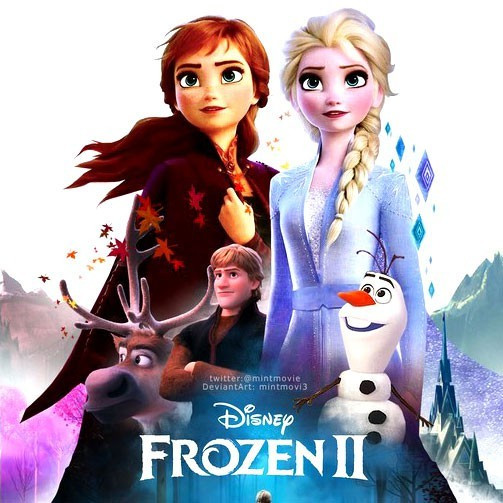 Frozen & Frozen II
