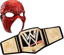 Mattel WWE Masks, Belts & Roleplay Toys
