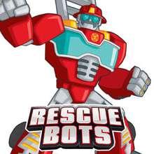 Rescue Bots Beam Box