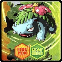 Fire Red & Leaf Green