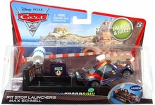 Cars 2 Launch & Race