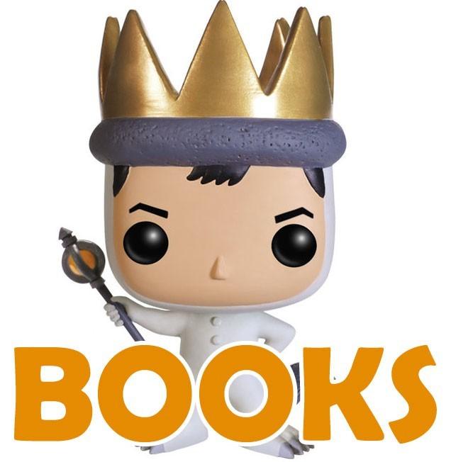 Books Funko POP!