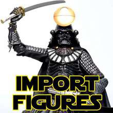 Import Action Figures