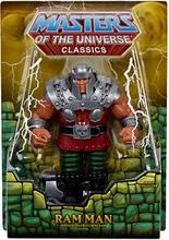 Masters of the Universe Mattel Classics