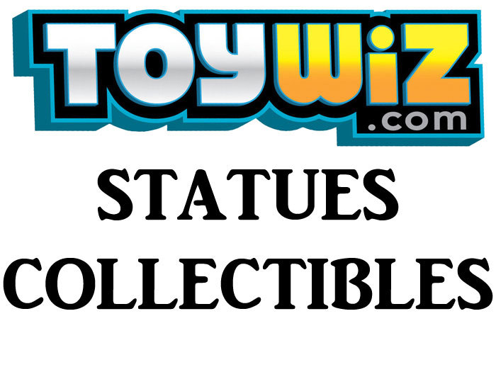 Assorted Statues & Collectibles