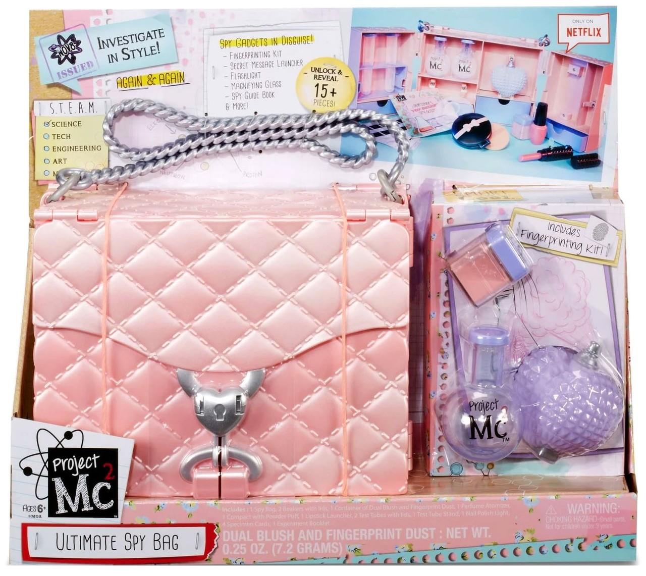 MGA Entertainment MGA Entertainment Project Mc2 Ultimate Makeover Bag