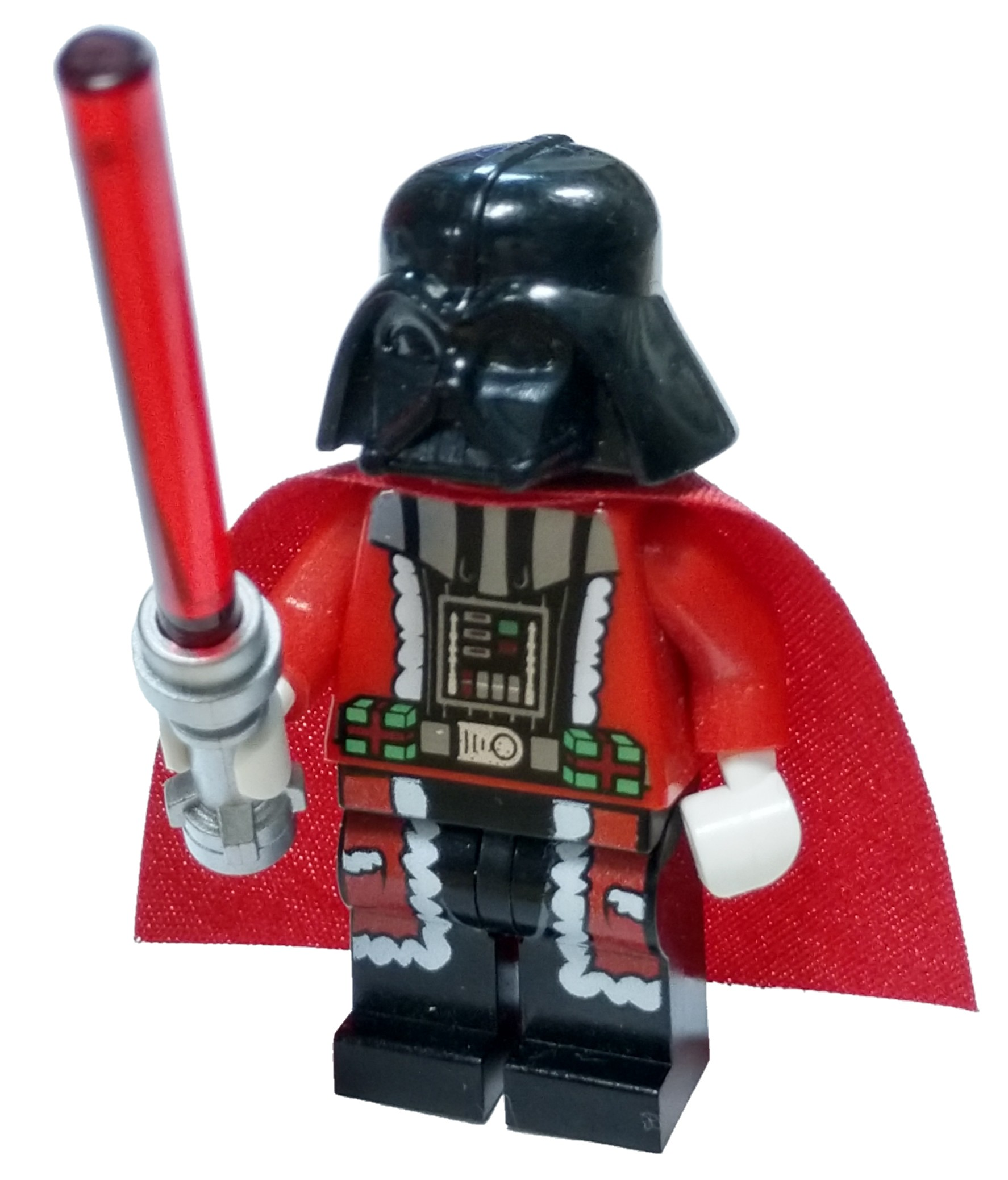 - LEGO Star Wars Loose Santa Darth Vader Minifigure Loose - ToyWiz
