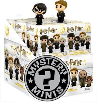 Mystery Minis Packs & Boxes